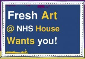 Vacancy: Fresh Art@ worker