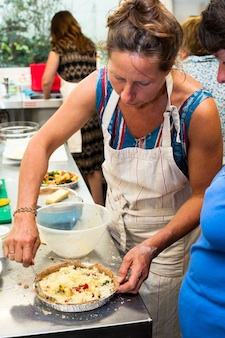 Our Kitchen Creations course was a great success in 2014