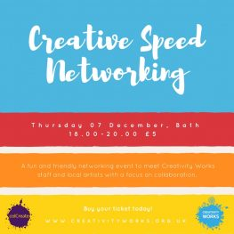 Next Creative Networking Event