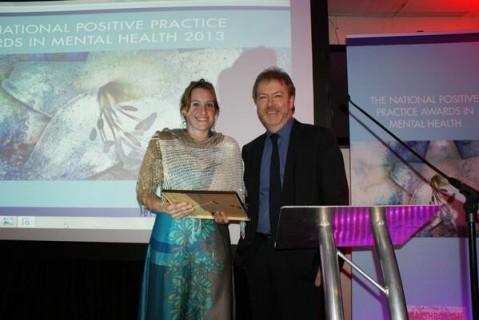 Creativity Works Wins Positive Practice Award