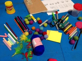 Review: Facilitating Creativity and Mental Wellbeing