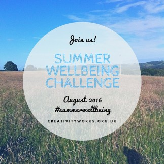 Summer Wellbeing challenge