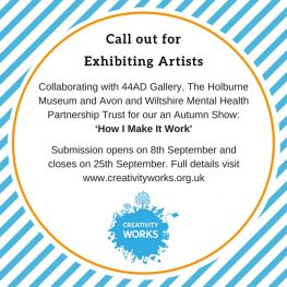 Call out for Exhibiting Artists