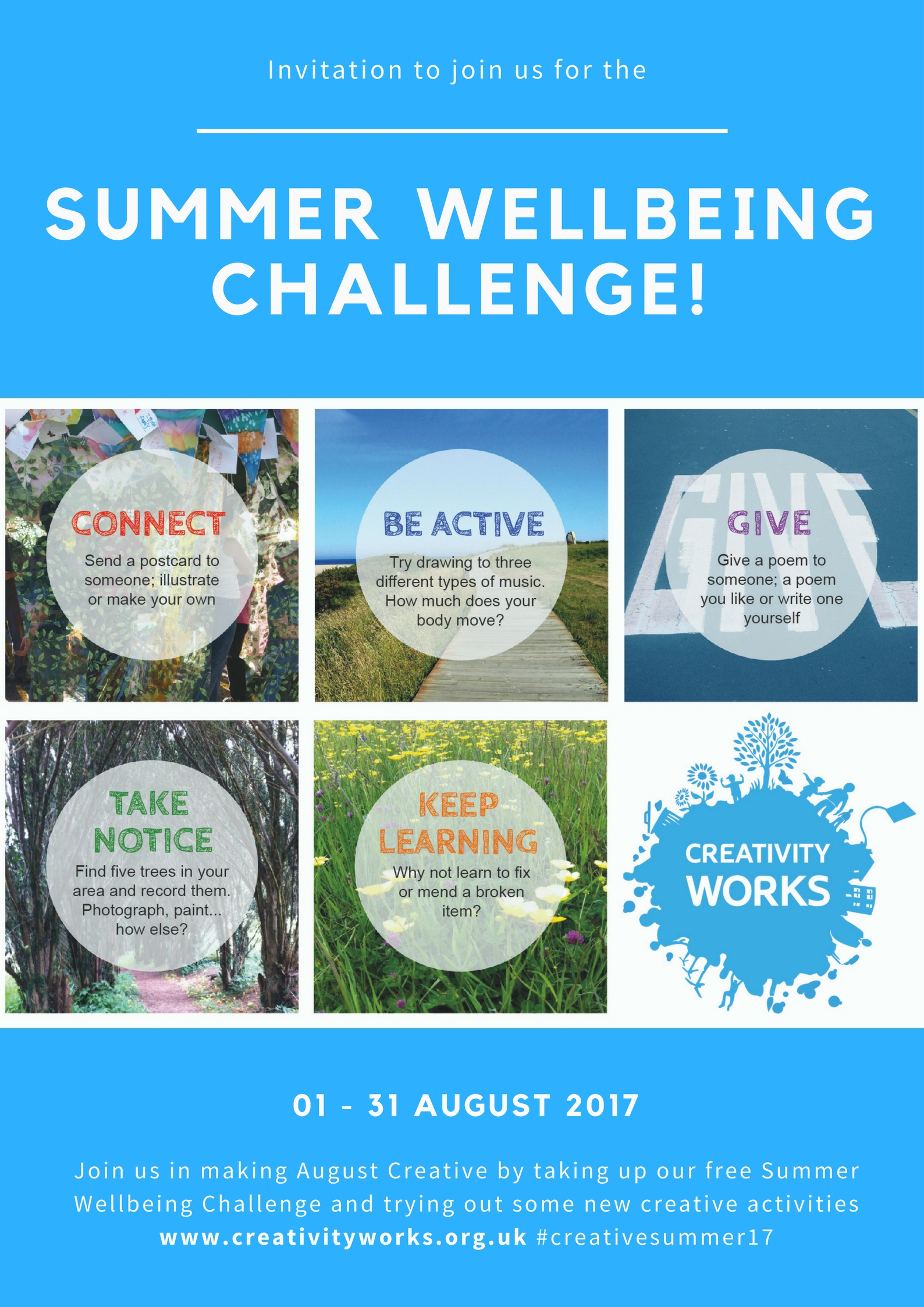 01 - 31 August 2017 v 1 - Creativity Works