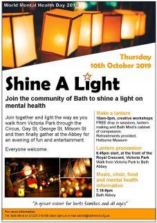 World Mental Health Day – Thursday 10th October 2019