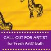 Job Opportunity: FreshArt@ Bath 2020